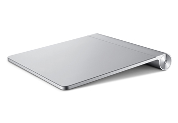 Magic Trackpad. More control at your fingertips.